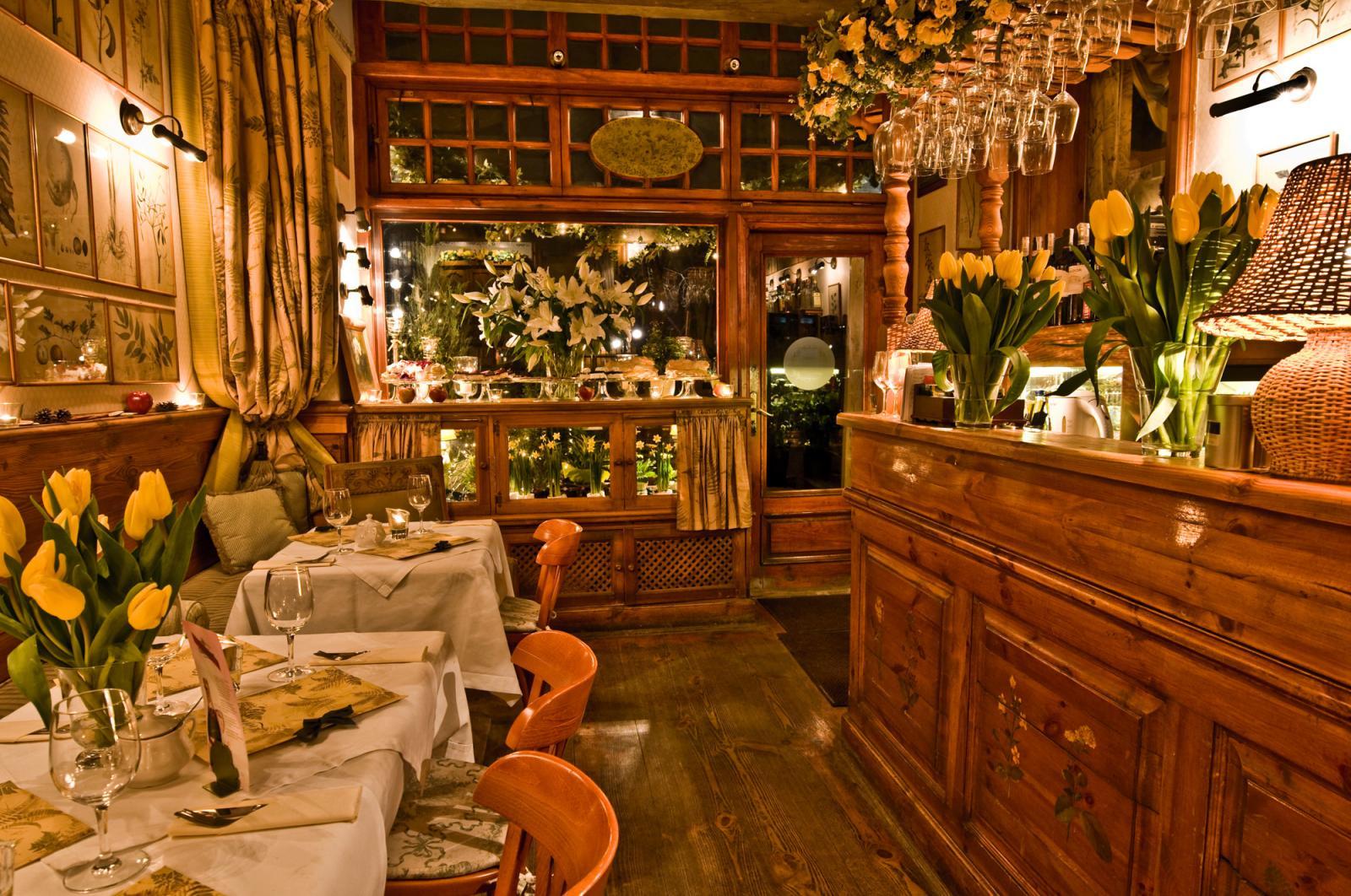 Restauracja Zielnik  polska restauracja w Warszawie  tradycyjna kuchnia polska -> Restauracja Kuchnia Angielska Warszawa